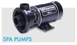 Spa Pumps & Hot Tub Pumps