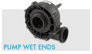 Spa Pump Wet Ends