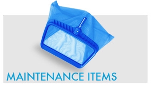 Pool & Spa Maintenance Supplies