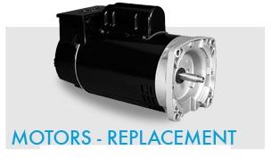 Replacement Pump Motors