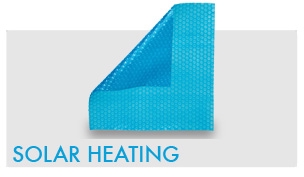 Solar Pool Heating Systems & Covers