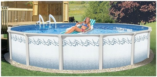 Quality above ground swimming pools for High quality above ground pools