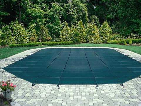 Inground Pool Safety Cover