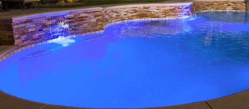 electronics colorsplash color led pool light swimquip series. Black Bedroom Furniture Sets. Home Design Ideas
