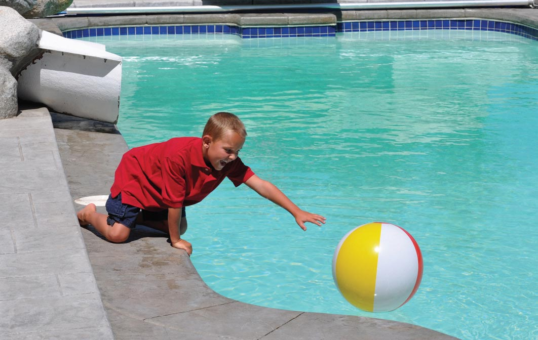 Pool watchdog swimming safety camera
