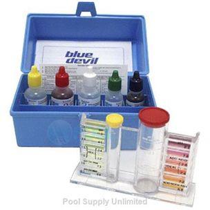 Blue Devil 5 Way Oto Test Kit Cl Br Ph Ad Ta B7448