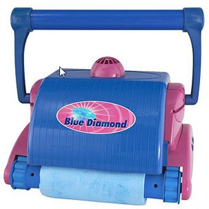 Water tech blue diamond robotic pool cleaner bld03 - Blue diamond pool cleaner ...