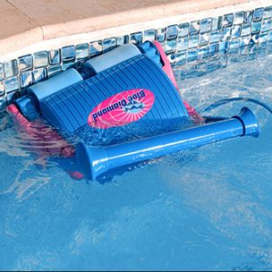 Water Tech Blue Diamond Robotic Pool Cleaner Bld03rc
