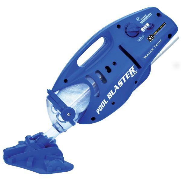 Water Tech Pool Blaster Max Vacuum Poolbuster 30000ml