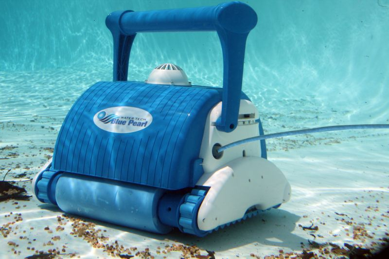 Water Tech Blue Pearl Automatic Pool Cleaner W 60 Ft Cord