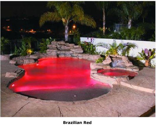 electronics 3g pool light fixture led color splash 120v 50 39 cord. Black Bedroom Furniture Sets. Home Design Ideas