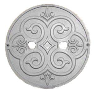 Casa Newport Decorative Skimmer Lid Plastic Stone 20 01022