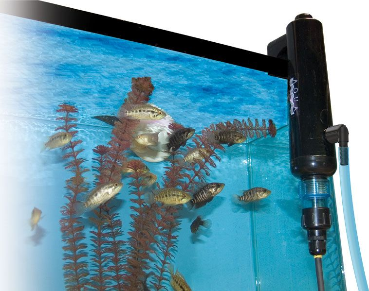 Aqua Ultraviolet® Advantage Series UV Clarifiers In-line or Hanger 8W or 15W