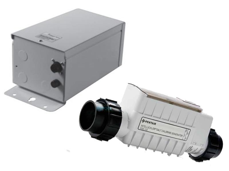 Pentair Intellichlor Salt Chlorine Generator Ic40kit