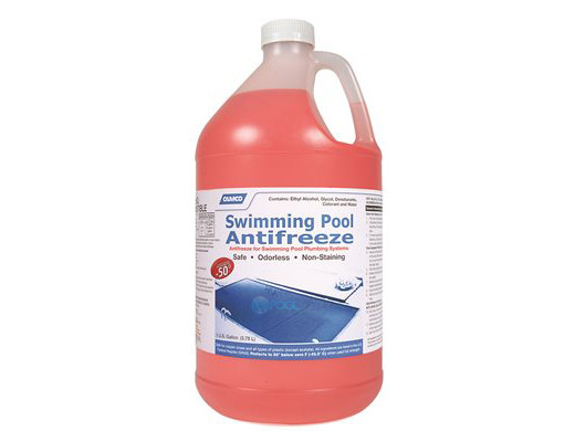 Camco Swimming Pool Non Toxic Concentrated Antifreeze Red