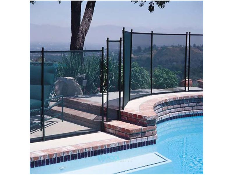 Gli Pool Products Inground Removable Safety Fence