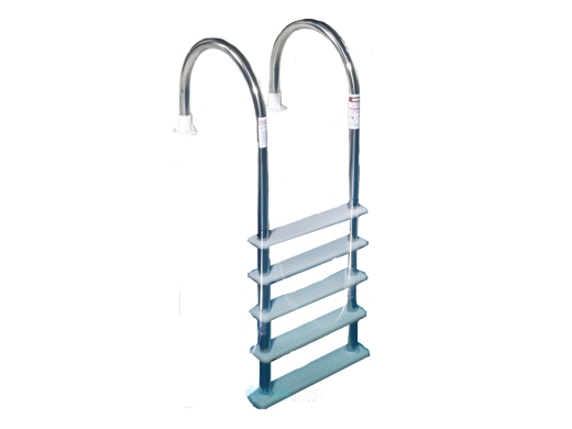 Blue wave standard stainless steel in pool ladder ne122ss for Pool ladder
