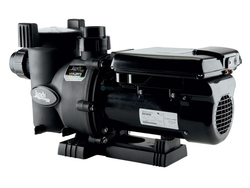 Jandy FloPro Variable Sd Pump | 2.7HP 230V VS-FHP2.0 ... on