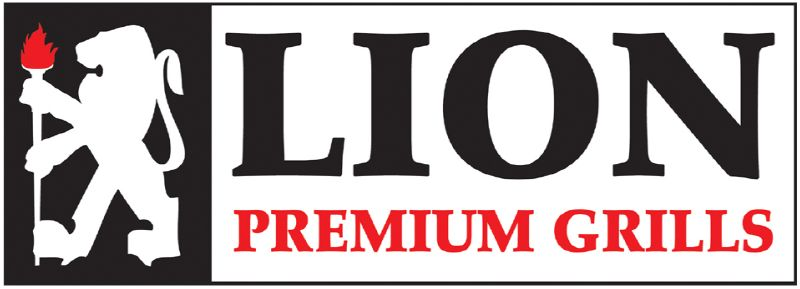 Lion Premium Grills L 75000 Stainless Steel Cart Only With Locking Wheels 53621