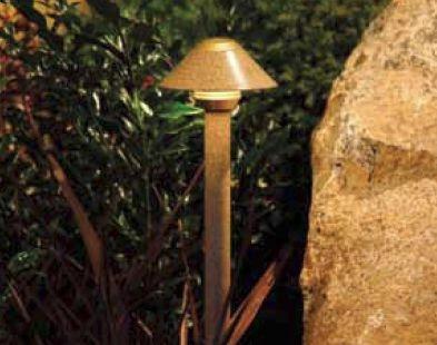 Fx Luminaire Belladonna Incandescent Path Light With 18