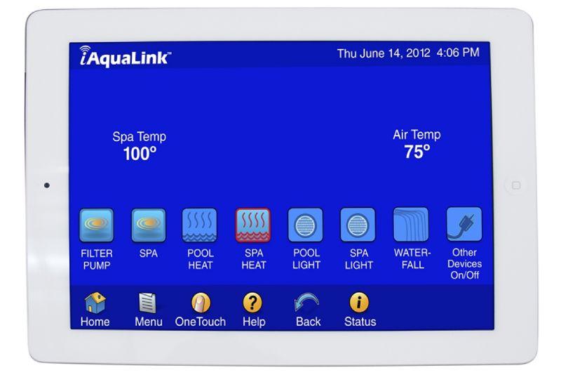 Zodiac Iaqualink Automation System