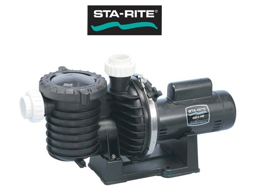 Sta Rite Max E Pro 3hp Energy Efficient Full Rated 3 Phase