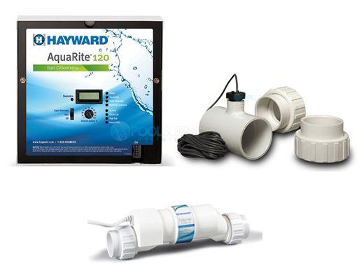 Aquarite 40k Salt System 120v Plug In Power Center Amp Salt