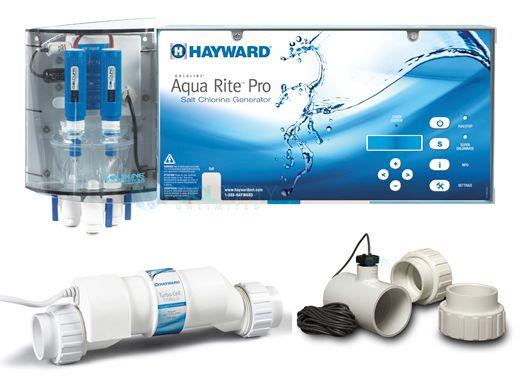 Hayward Aquarite Pro Salt Generator Complete Aqr15 Pro Sd