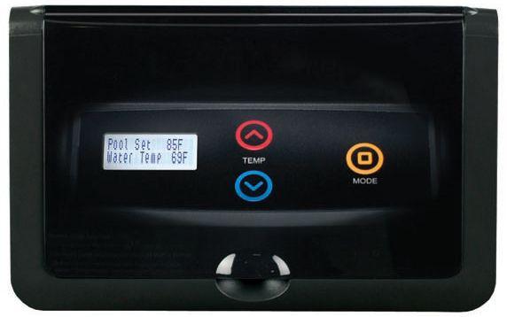 Raypak Digital Natural Gas Pool Heater 014969