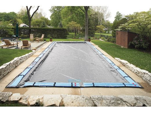 Arctic Armor Gorilla Winter Cover 16 X 32 Rectangle For Inground Pool 20 Year Warranty Wc9844