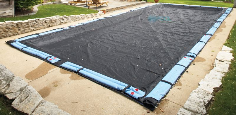 Arctic Armor 8 Year Rugged Mesh In Ground Pool Winter Cover