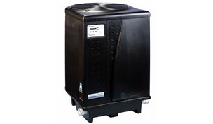 Pentair UltraTemp Heat Pump 90K BTU   Titanium Heat Exchanger   Digital Controls   Black   460961