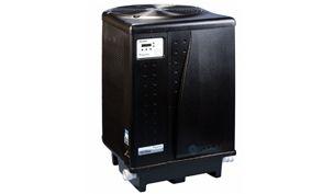 Pentair UltraTemp Heat Pump 140K BTU   Titanium Heat Exchanger   Digital Controls   Black   460964