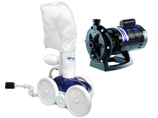 Polaris 280 Automatic Pool Cleaner Booster Pump Kit F5