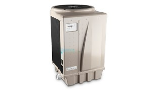 Pentair UltraTemp Heat Pump 140K BTU   Titanium Heat Exchanger   Digital Controls 3-Phase   Almond   460928