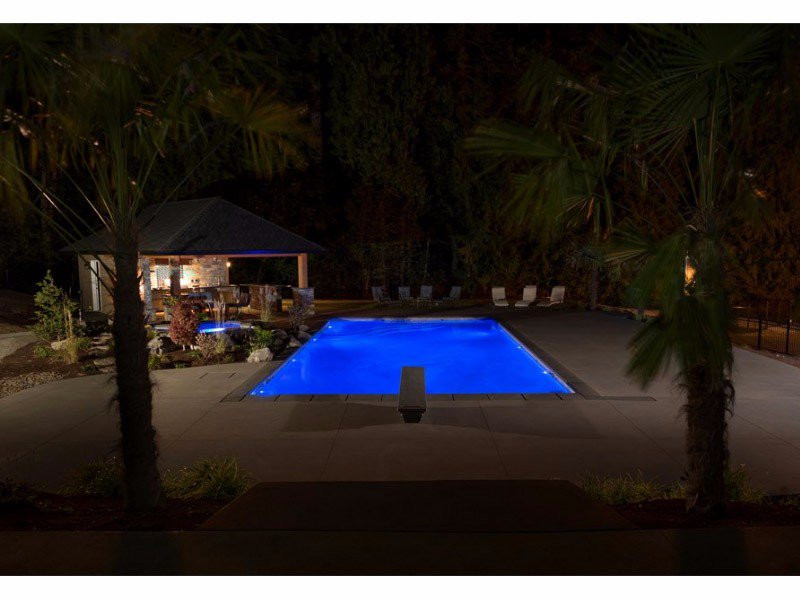 Sr Smith Treo Micro Color Rgb Led Underwater Pool Light