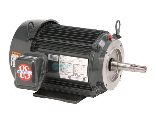 U s motors pentair eq pump series replacement pool motors for Pentair pool pump motors