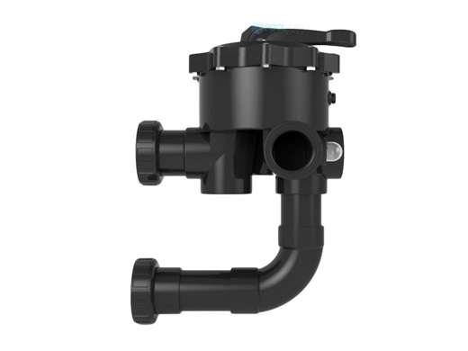 Custom Molded Products 2 Quot Side Mount Multi Port Valve For