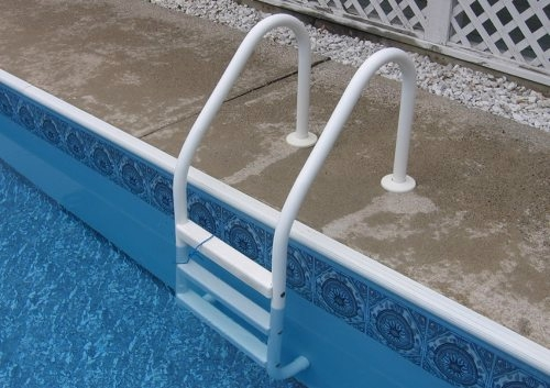 """Step Ladder Gs Manufacturers Mail: .25"""" Thickness 1.90"""" OD"""