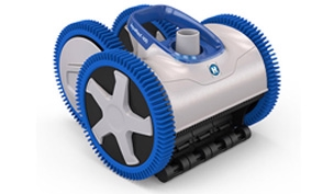 Hayward AquaNaut 400 4-Wheel Suction Cleaner | W3PHS41CST