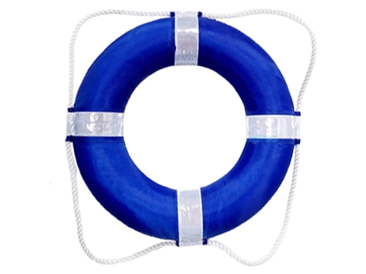 Blue Wave Foam Pool Ring Buoy Nt199