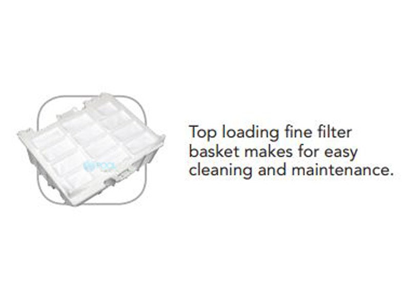 Replacement Fine Filter Bag for Model Aquabot S2-40//S2-50 Robotic Swimming Po...