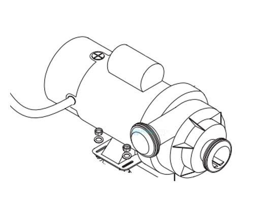 Jacuzzi Tub Pump