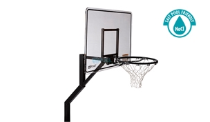 SR Smith Commercial RockSolid Extend Reach Basketball Game | with Anchor | S-BASK-ERS-ER