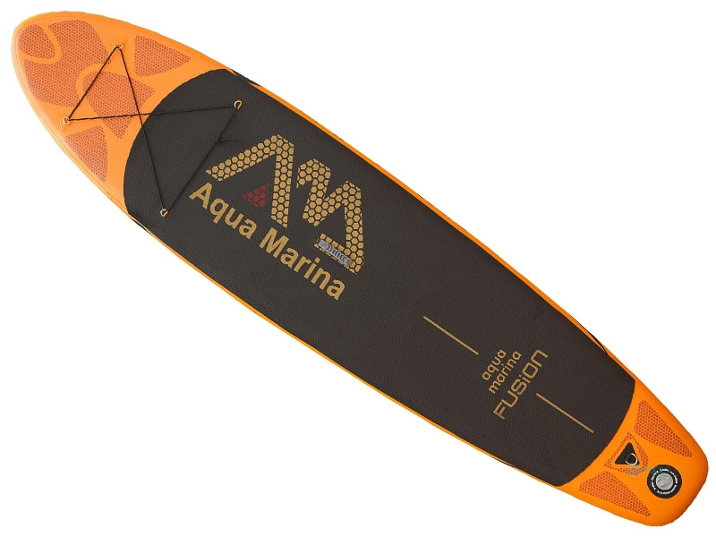 aqua marina fusion inflatable 11 foot stand up paddle board sup 515864. Black Bedroom Furniture Sets. Home Design Ideas