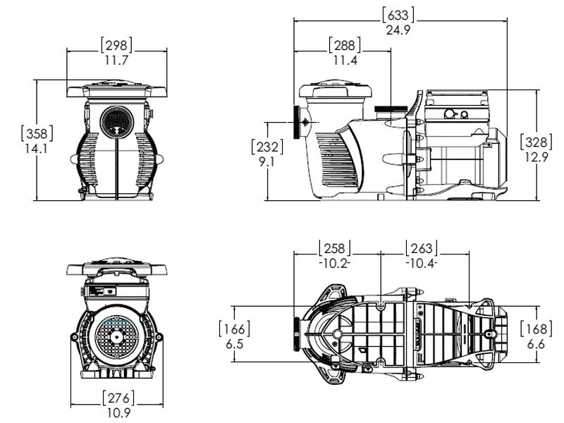 pentair intelliflo wiring diagram