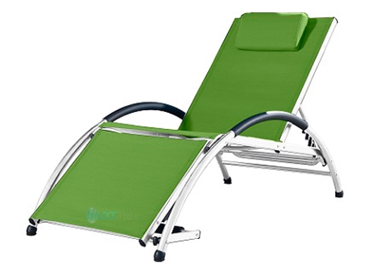 Vivere dockside sun lounger green apple dkdsun ga for Furniture 888 formerly green apple