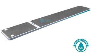 SR Smith TrueTread Series Diving Board | 6' White with Gray Top Tread | 66-209-576S2G
