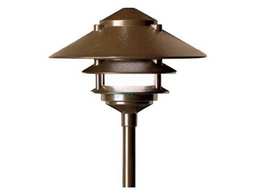 Fx Luminaire Dellaribalta Sedona Brown 20 Watt 2 Tier