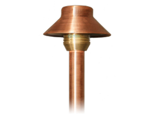 Fx Luminaire Allegropianta Xenon G4 Path Light Copper